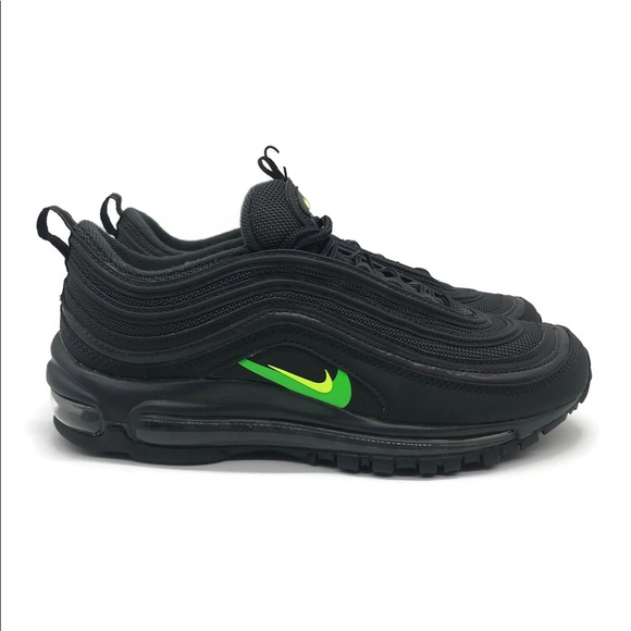 Nike Air Max 97 JDI Anthracite Volt Electric Green NWT